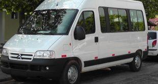 Servicio de transporte en Colombia